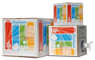 Companion Biological Fungicide three boxes
